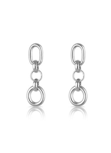 Alberto Guardiani Alberto Guardiani Ag20154Kup Jewelery Küpe Gümüş
